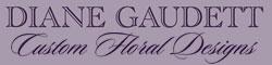 Diane Gaudett Custom Floral Designs – Wedding Flowers Arrangements – Event Planning in CT Logo